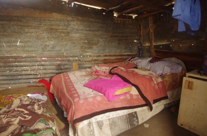 Sleeping and living 1 room
